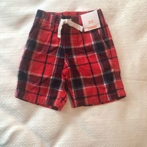 Gymboree Boys Shorts.  18-24 months. NWT.